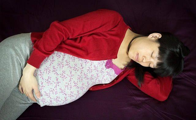 Токсикоз при первой беременности