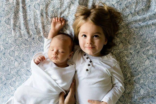 Рождение второго малыша