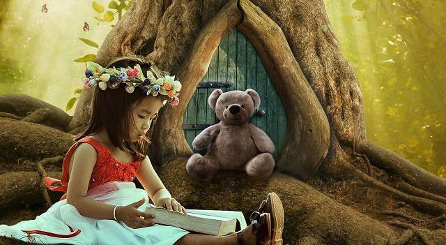 Сказка на ночь для малыша