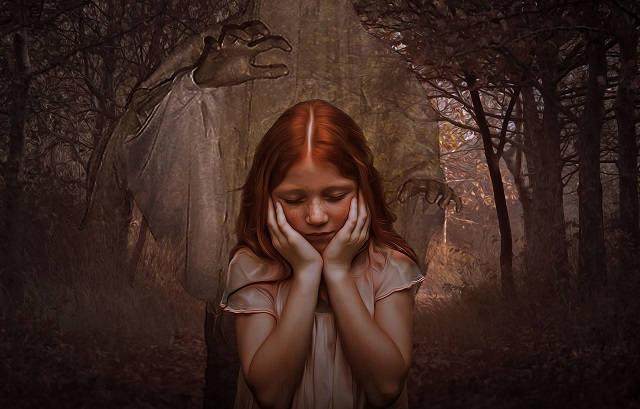 Страх темноты общения