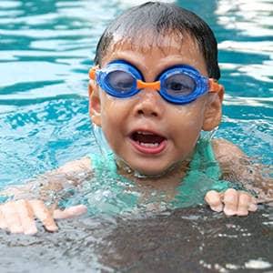 ак научить ребенка плавать