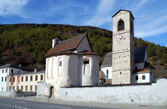 Бенедиктинский монастырь Св. Иоанна