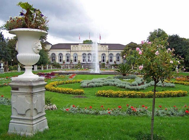 Кёльн Ботанический сад