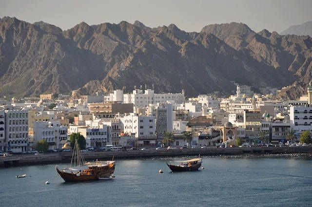 Оман, большая история