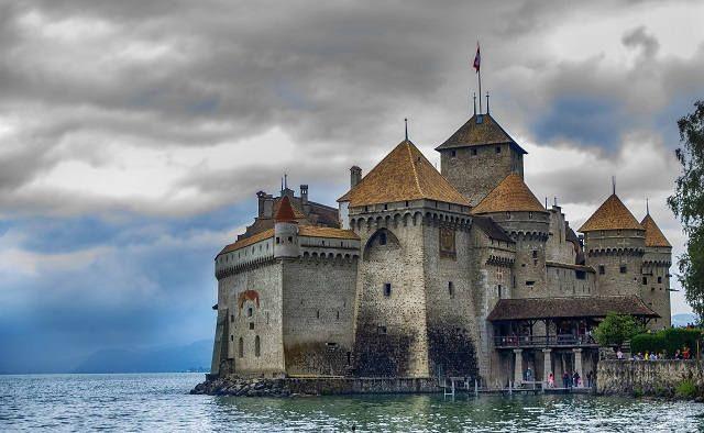 Замок Шильонский
