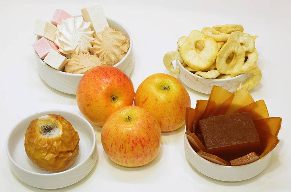 Индийский мармелад из яблок