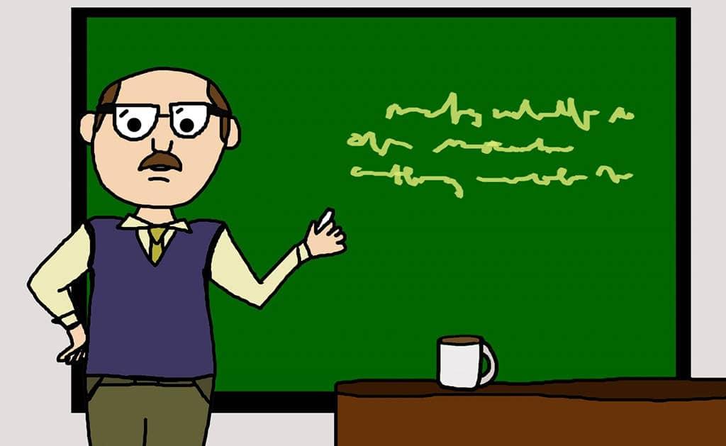 Такие разные учителя