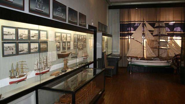 Музей истории Риги и судоходства