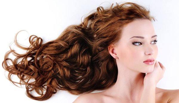 Натуральное окрашивание волос