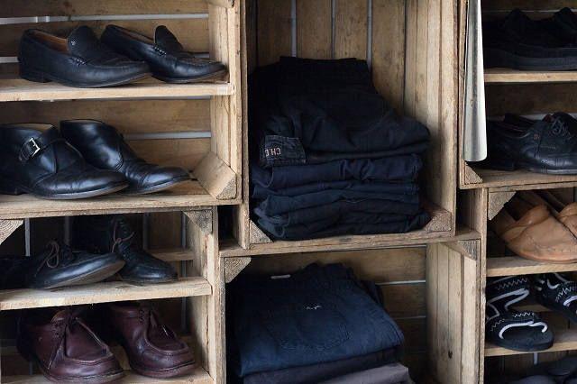 Одежда и обувь в дорогу