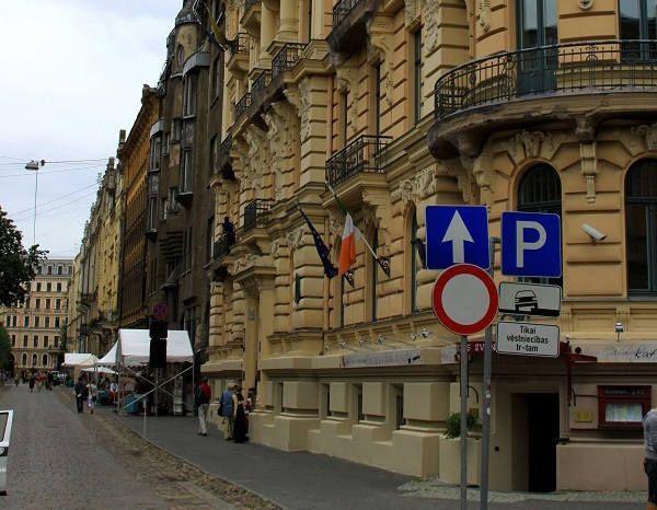 Улица Альберта