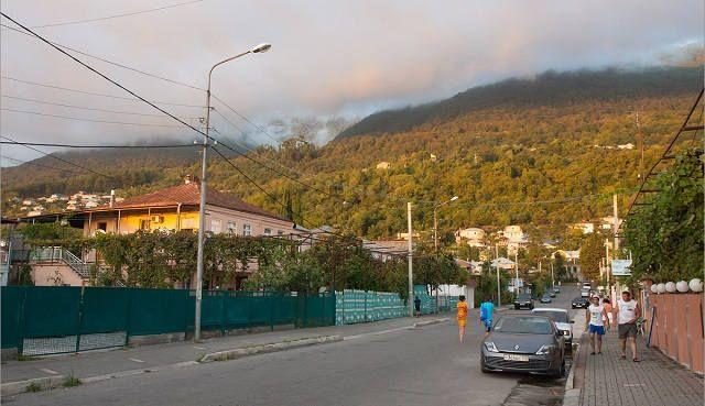 Особенности дорог Абхазии