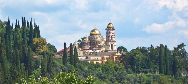 Абхазия достопримечательности