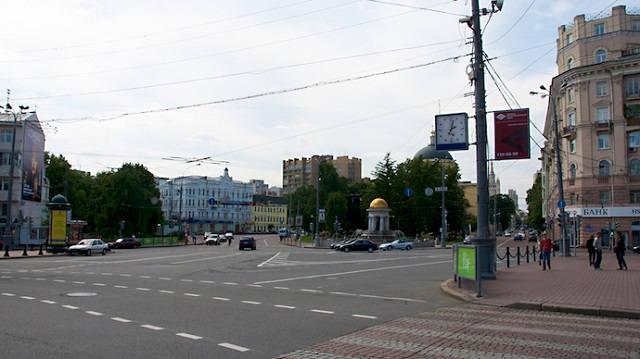 Площадь Никитские ворота