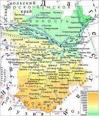Чечня, достопримечательности