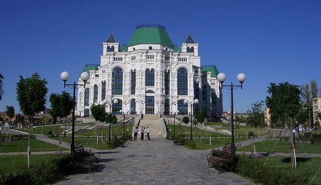 Астрахань новый театр оперы и балета