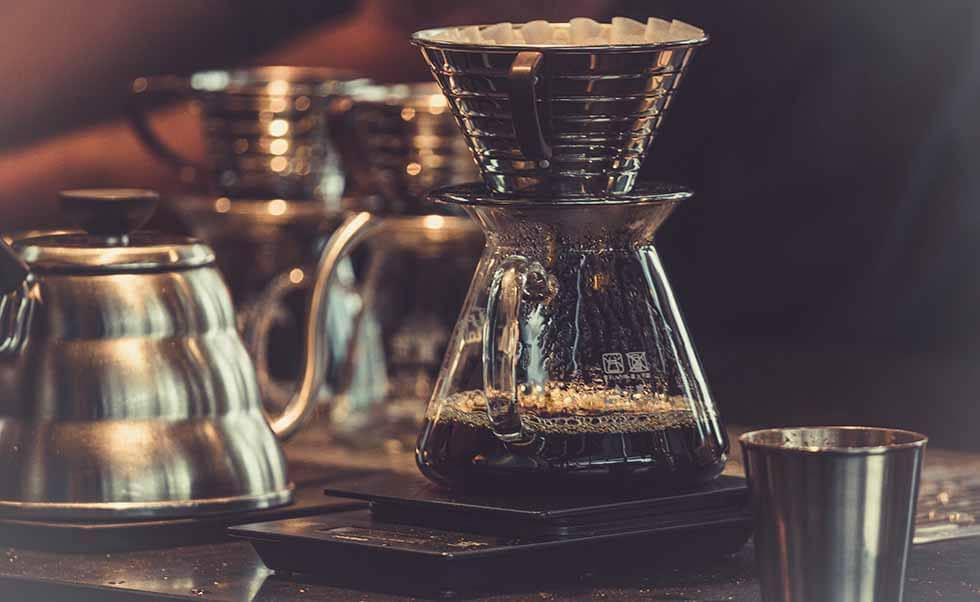 Готовим утренний кофе