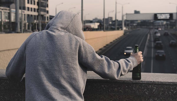 Алкоголик в семье