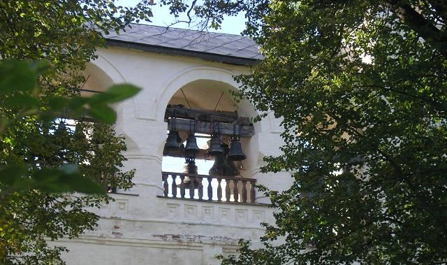 Колокола монастыря