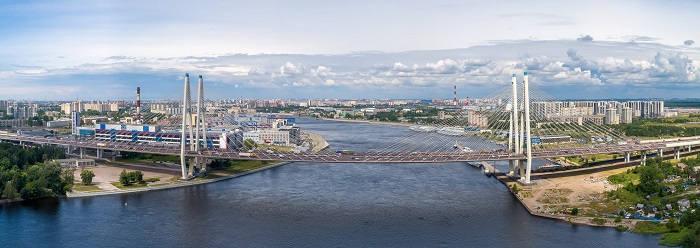 Большой Обуховский мост