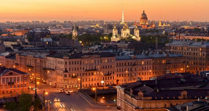Мосты Санкт Петербурга