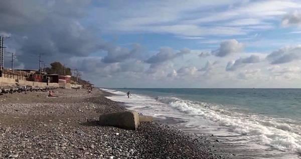 Пляж Фламинго