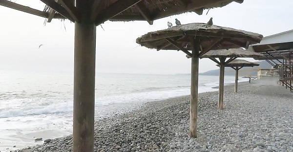 Пляж Санаторий Бирюза