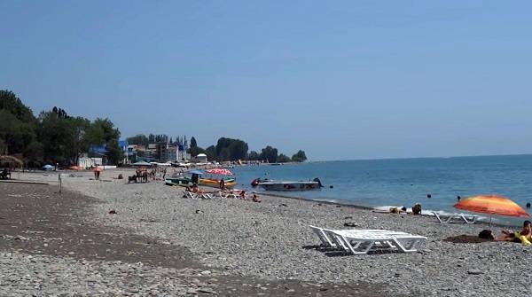 Пляж Санаторий Одиссея