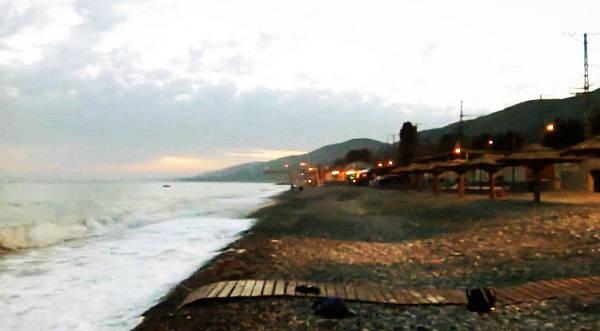 Пляж Санаторий Тихий Дон