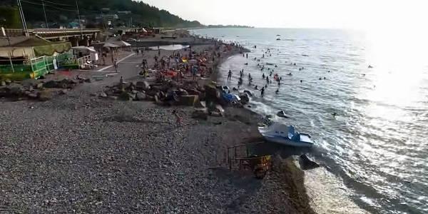 Пляж Солоники