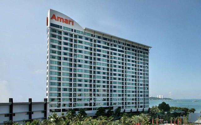 Отель Amari-Ocean-Pattaya