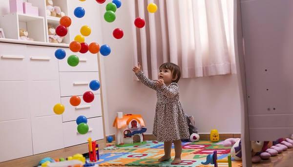 Расстояние и настойчивость для детей с аутизмом