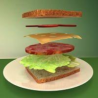 Бутерброды вкусно и просто