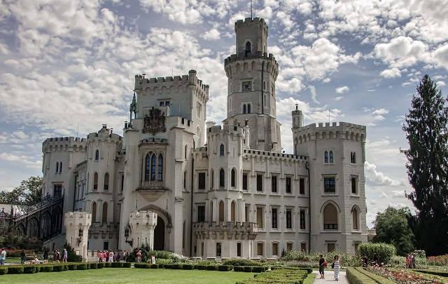 Замок Глубока-над-Влатвой