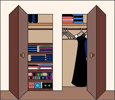 Что такое шкаф купе