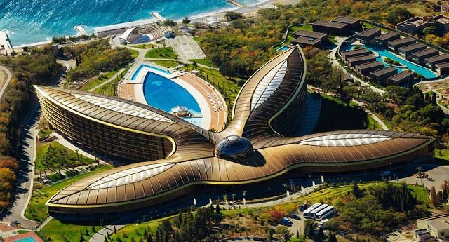Санаторий Mria Resort