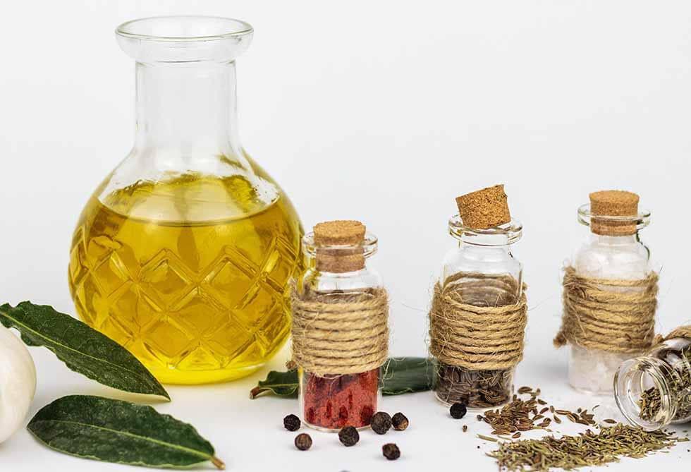 Растительное масло в медицине