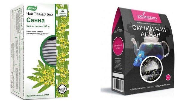Классический чай для похудения