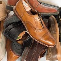 Виды мужской обуви