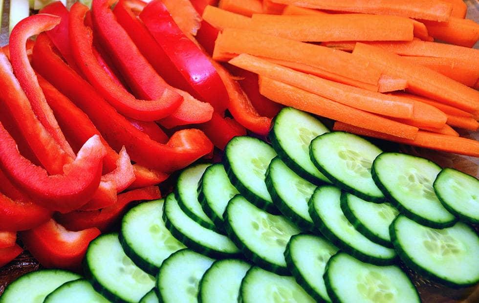Корейский салат пикантные огурчики