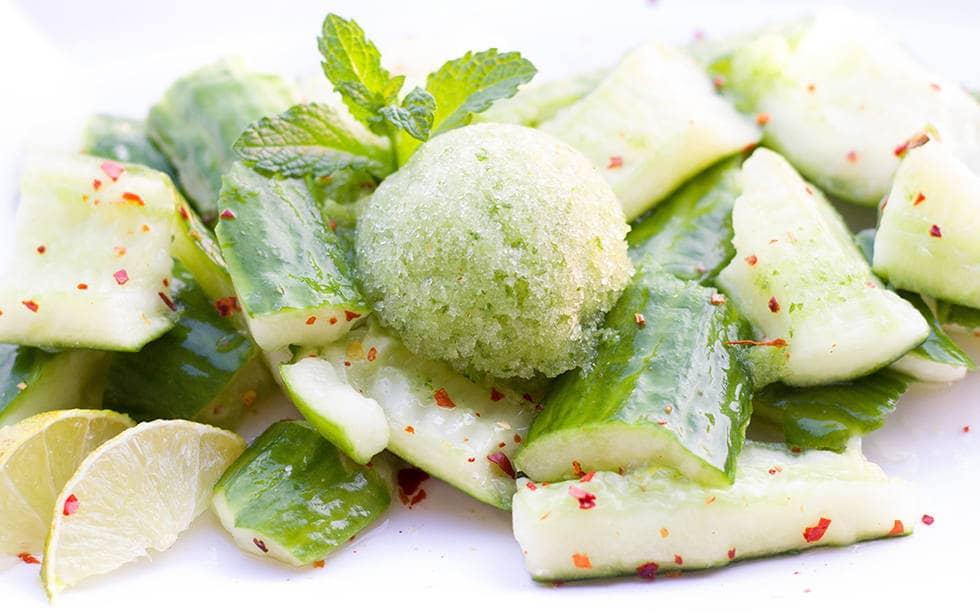 Салат укропное удовольствие