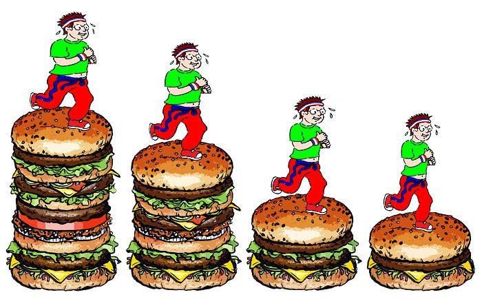 Варианты диет