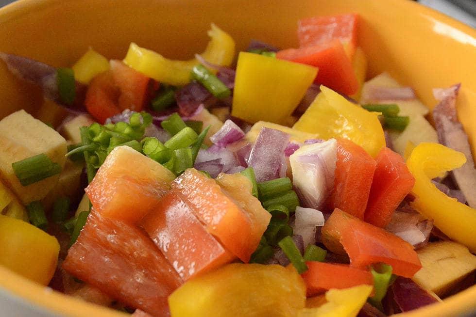 Салат для ленивых
