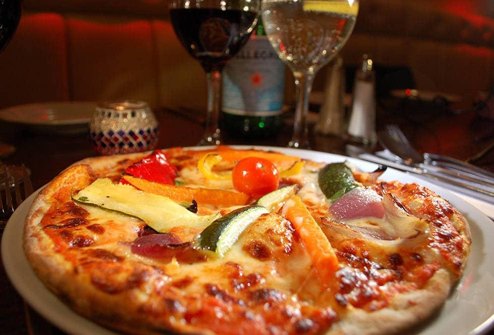 Блюдо маринованные в вине с винным уксусом
