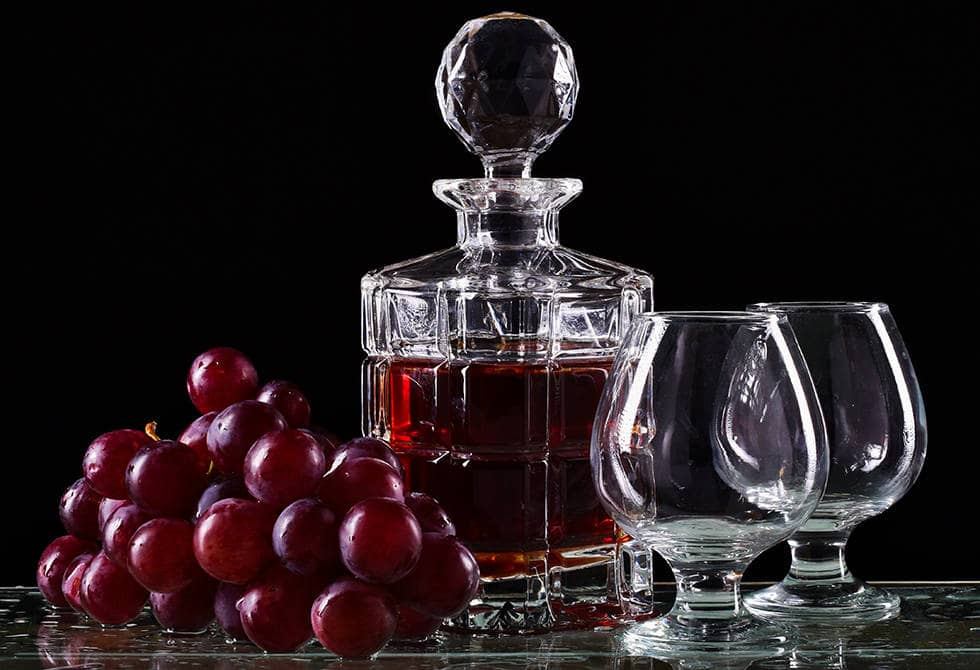 Легкое вино из жмыха