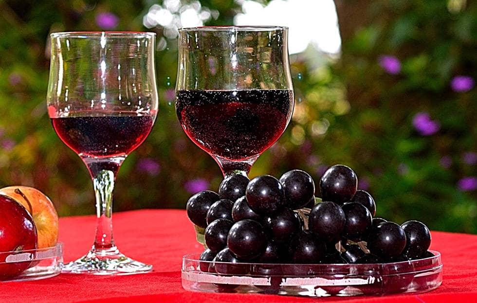 Домашнее вино Шардоне