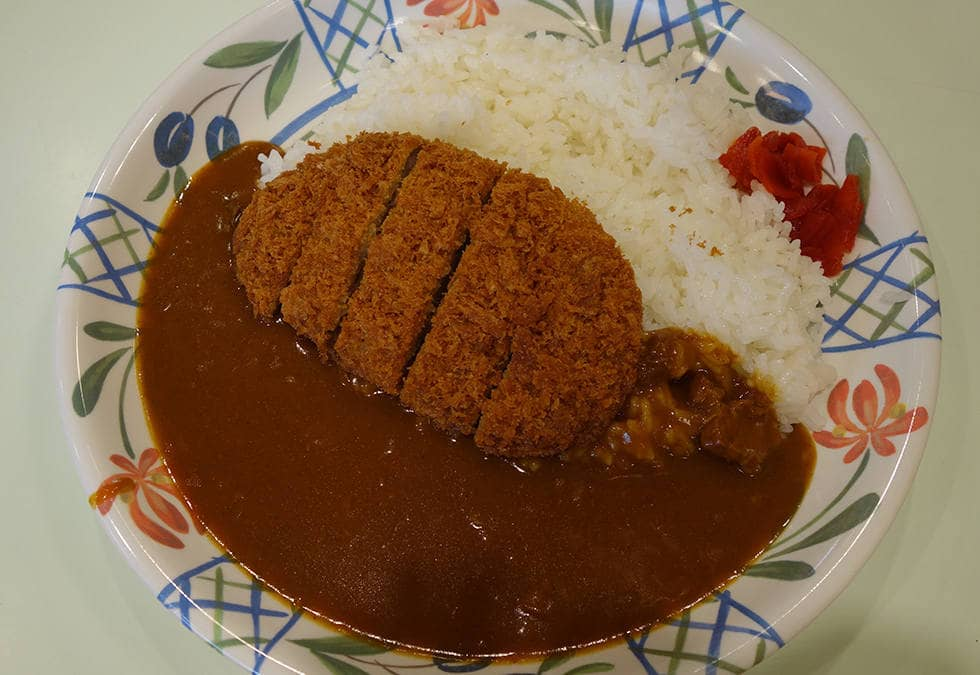 Рис и котлета