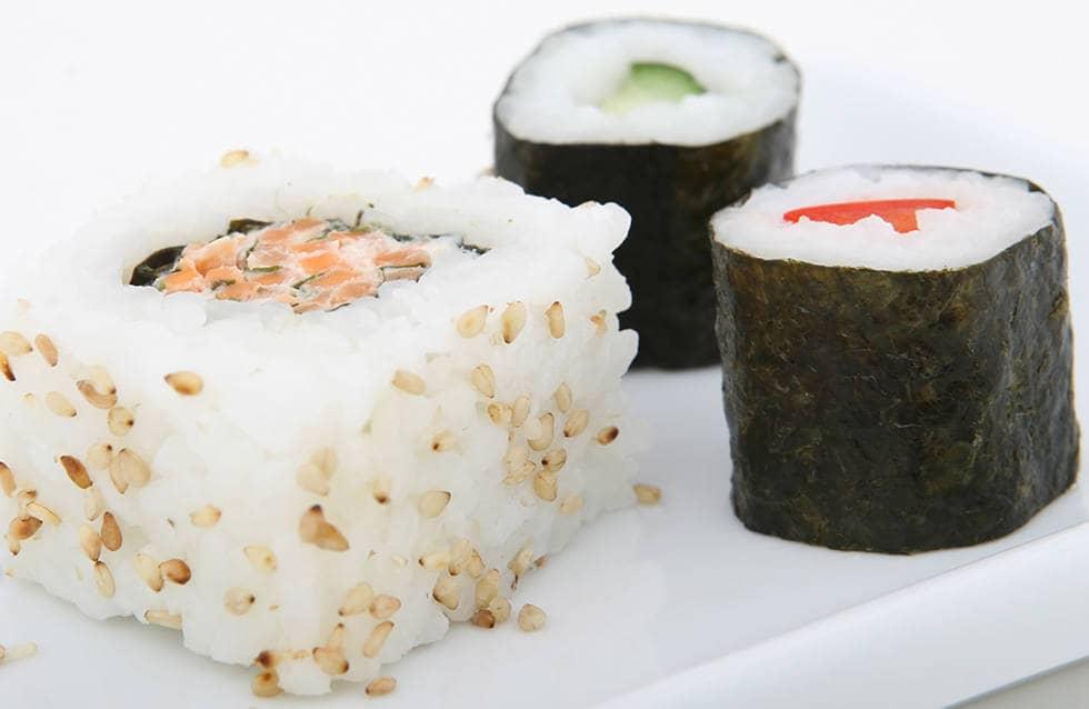 Как варить рис для ролл