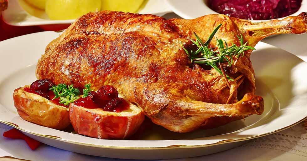 Аппетитная курица