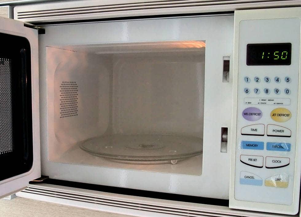 Как варить картошку в микроволновке